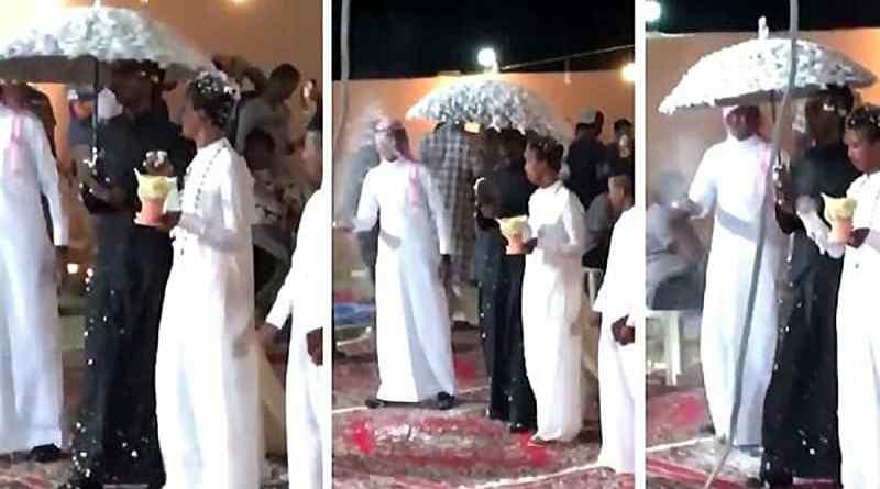 Heboh! Video Viral Pernikahan Sesama Jenis di Arab Saudi
