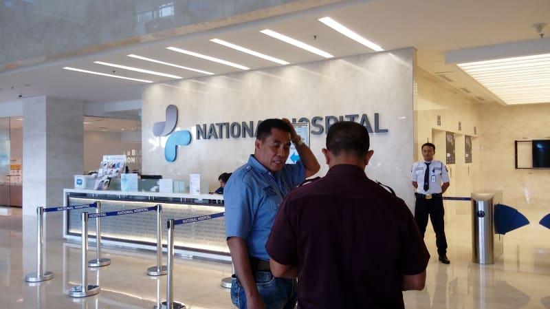 Perawat Pelaku Pelecehan Seksual di National Hospital Diburu Polisi