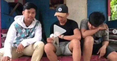 Tiga Pemuda Ini Meminta Maaf Karena Sudah Menganiaya Kucing