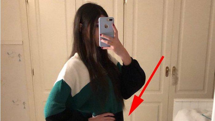 Foto Cewek Selfie Jadi Viral, Netizen Hampir Menjerit Lihat Bagian Bawahnya