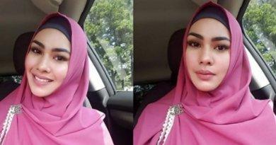Kartika Putri Kini Tampil Berhijab dan Hapus Semua Foto Seksinya