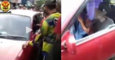 Video Viral! Istri Labrak Suami dan Pelakor di Indramayu