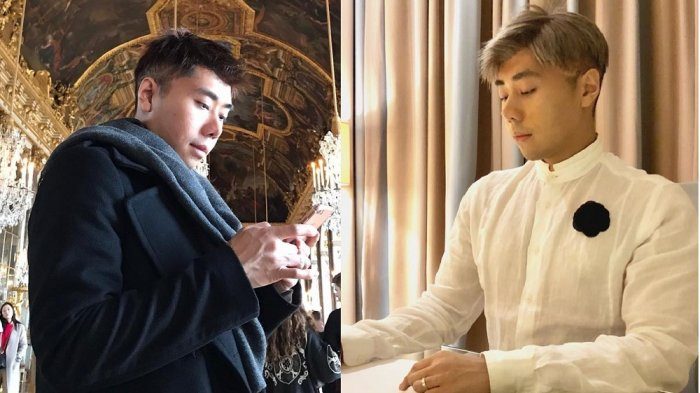 foto Lawas Roy Kiyoshi Beredar Netter Soroti Hidungnya, Ko Beda?