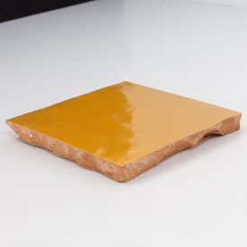 Zellige Mustard