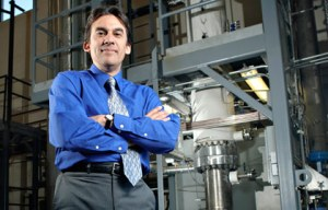 Jose Reyes is taking OSU's small-scale, passively safe technologies global through the Corvallis-based spinoff company, NuScale Power. Reyes holds the Henry W. and Janice J. Schuette Chair in Nuclear Engineering and Radiation Health Physics.