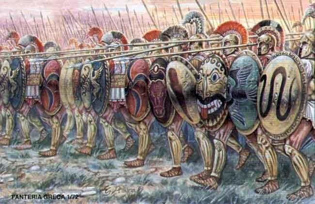 Пелопоннес война