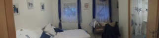 ... unser Zimmer ...