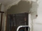 Und dann - der erhabene Moment - wieder ausgeschalt. Den Beton hatte mein Allrounder mühsam von oben reingeschaufelt.