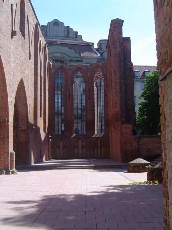 Im Sommer finden hier auch Konzerte statt. - In summer you can listen to concerts here.