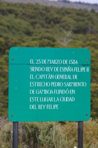 O local era a Ciudad Del Rey Felipe
