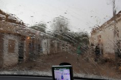 Chovendo em San Pedro de Atacama