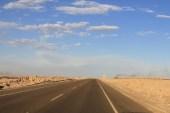 O trem do deserto