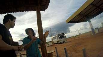 Encontramos este gaúcho em Coaceral, que nos deu informações de como chegar a Mateiros
