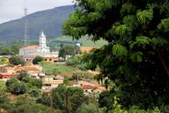O pequeno povoado de São José do Barreiro