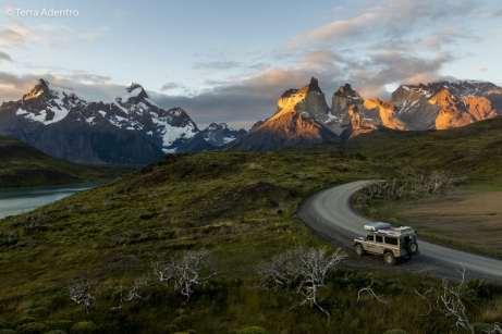 Na volta, uma ótima opção é passar no Parque Torres del Paine, no Chile
