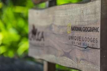 Devido à beleza e sustentabilidade da Ilha Jicaro, a National Geographic recomenda!