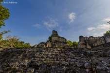 Uma cidade gigantesca, considerada a capital de todo o Império Maia