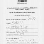 Documento Cidadania Italiana 2