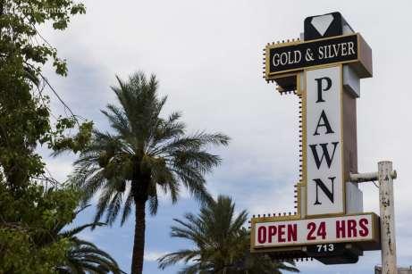 A famosa loja de penhores, Gold & Silver