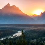 FineArt Grand Teton
