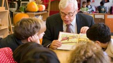 Photo of James Heckman e a importância da primeira infância
