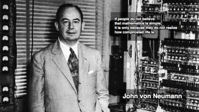 Photo of John von Neumann: revolucionário na economia e precursor da computação