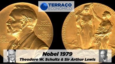 Photo of Nobel 1979: Theodore Schultz e Sir Arthur Lewis | por Karina Bugarin