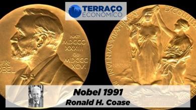 Photo of Nobel 1991: Ronald H. Coase | por Claudio D. Shikida