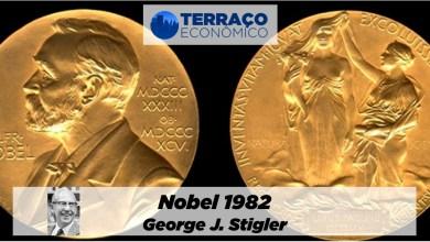 Photo of Nobel 1982: George J. Stigler | por Claudio Lucinda