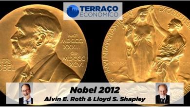 Photo of Nobel 2012: Alvin Roth e Lloyd Shapley | por Pedro Cava