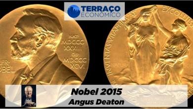 Photo of Nobel 2015: Angus Deaton | por Claudio Lucinda