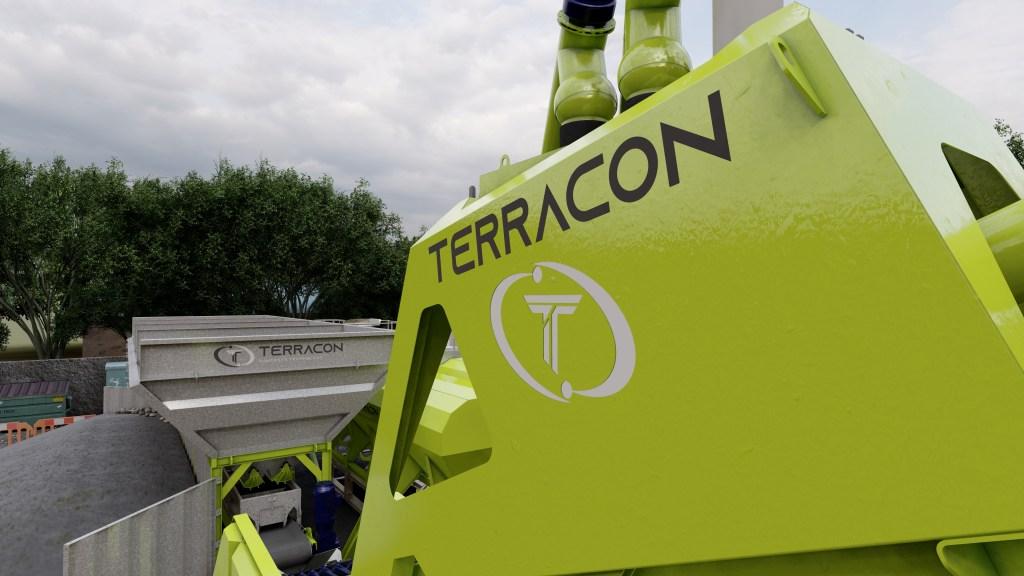 Terracon Modular Batching Plant