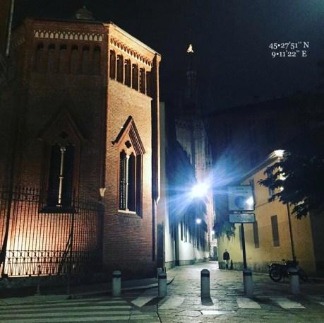 Chiesa di San Gottardo in Corte, Milano.