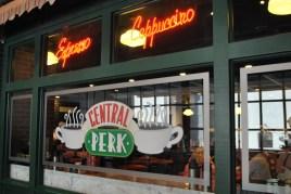 """Riproduzione del Central Perk dalla serie TV """"Friends"""""""
