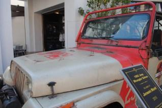 Jeep di Jurassik World