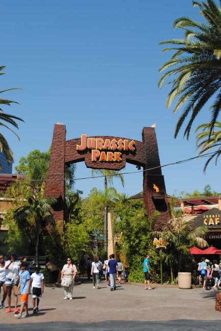 Porta di Jurassik Park