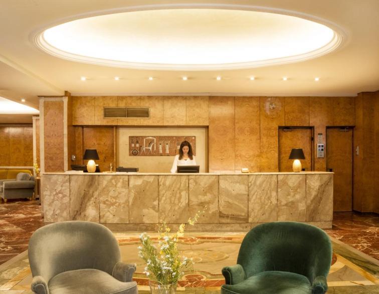 Astor Hotel (Foto da Booking)