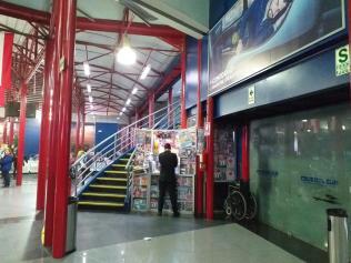 Stazione di Cruz del Sur