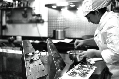 Cursos de cocina profesionales