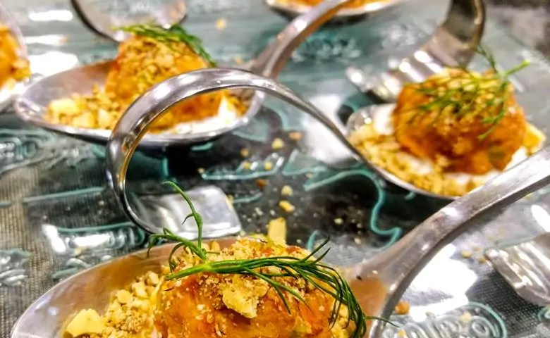 Receta de buñuelos de salmón