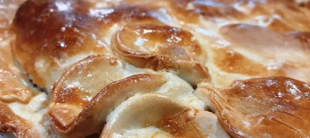 Receta de empanada de sobrasada y queso
