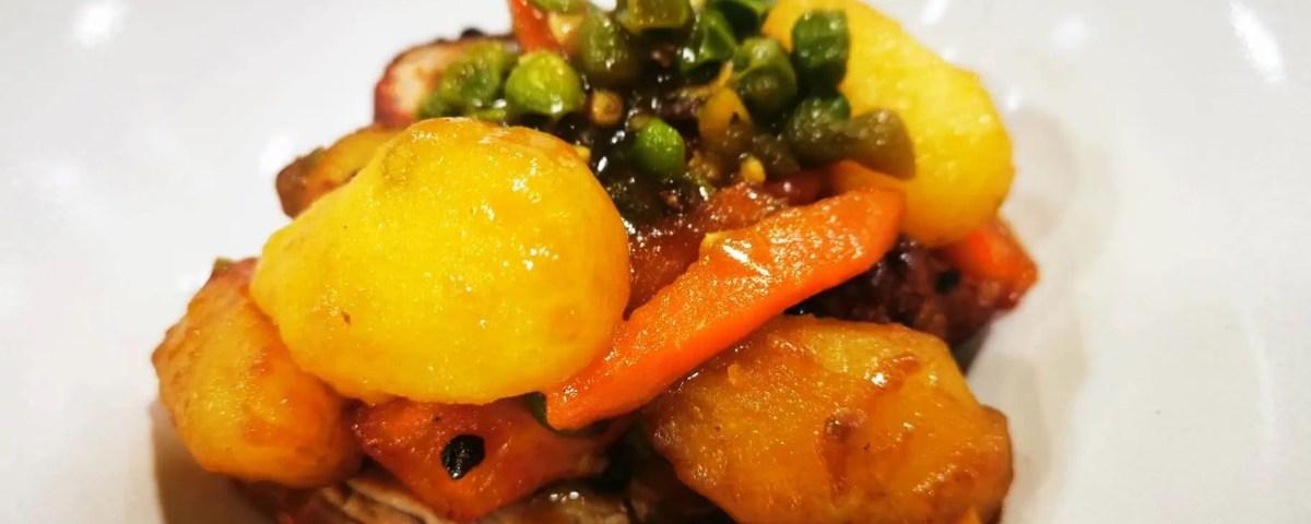 Receta de solomillo marinado con pimienta