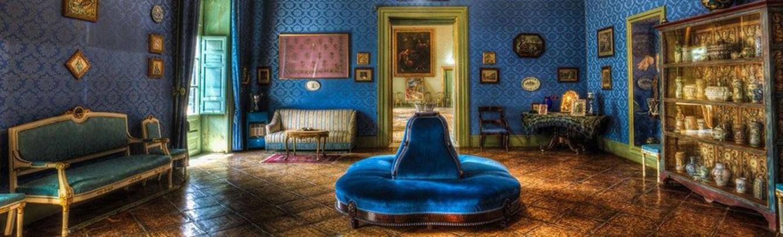 Visite serali a Palazzo Conte Federico