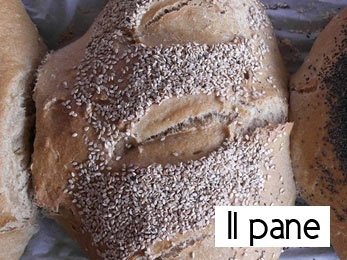 Pane di sesamo