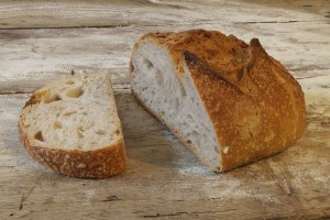 Il pane con lievito madre
