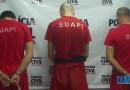 Suspeitos presos por assassinato de mecânico planejavam assalto a produtor de morango