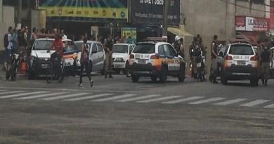 Depois de dar tiros contra casa, homens são presos no centro de Pouso Alegre