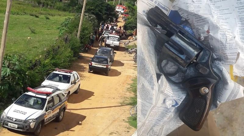 Resultado de imagem para homem mata três homens a tiros itajuba