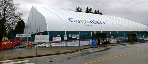 Coquitlam Dry Floor Facility