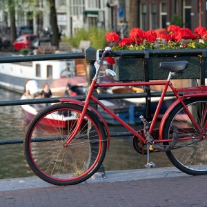 Bicicleta,Amsterdam, Holanda